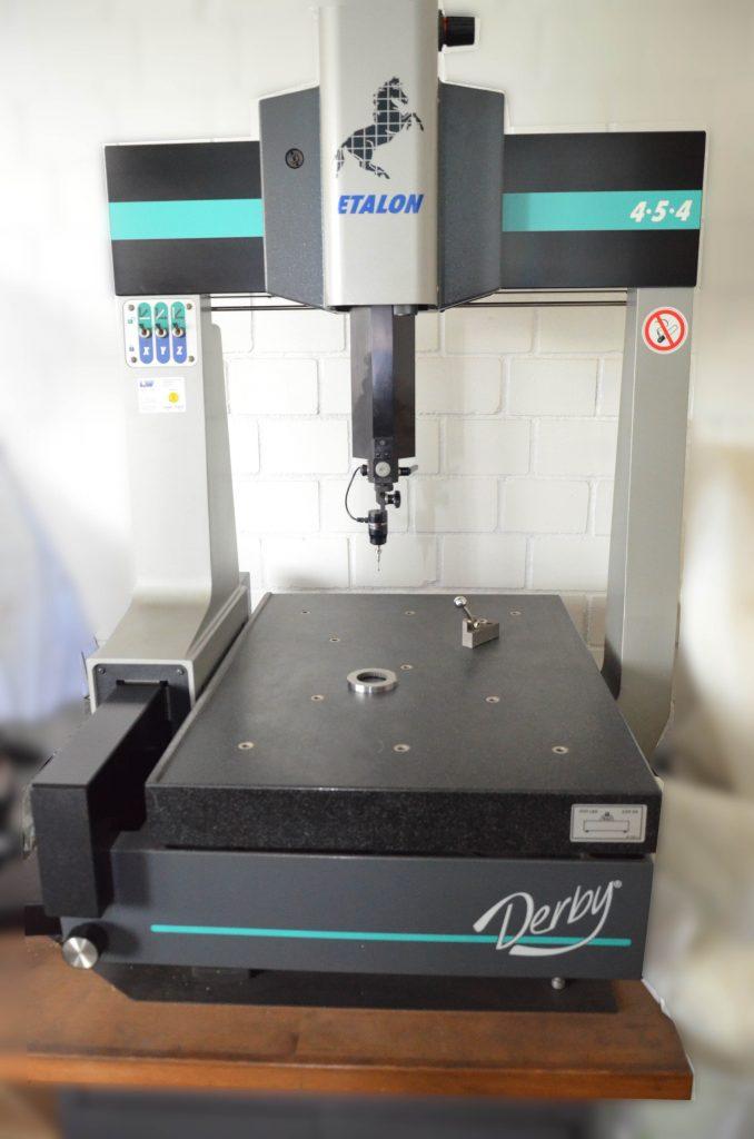 3D-Koordinatenmessmaschine zur Qualitätskontrolle